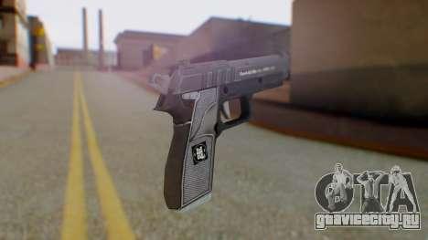 GTA 5 Pistol - Misterix 4 Weapons для GTA San Andreas второй скриншот