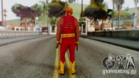 WWE Hulk Hogan для GTA San Andreas третий скриншот