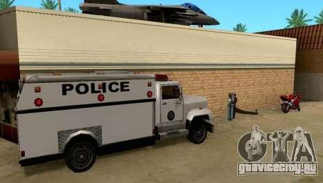 New Grove Street vehicles для GTA San Andreas третий скриншот