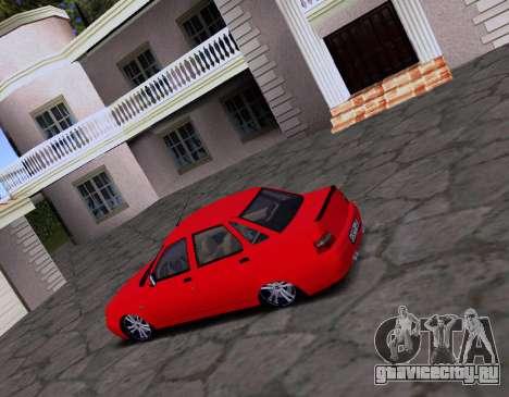 ВАЗ 2110 KBR для GTA San Andreas
