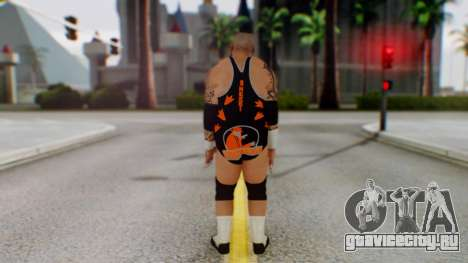 Brodus Clay 1 для GTA San Andreas третий скриншот