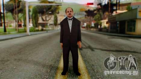 Howard Finkel для GTA San Andreas второй скриншот