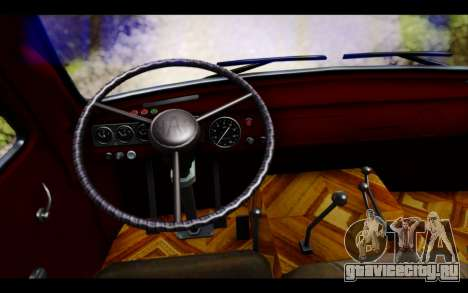 УАЗ 3303B для GTA San Andreas вид сзади слева