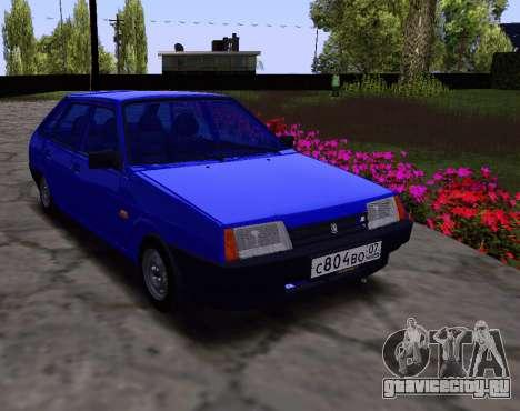 ВАЗ 2109 KBR для GTA San Andreas
