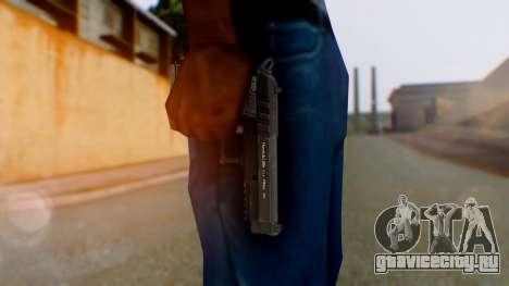 GTA 5 Pistol - Misterix 4 Weapons для GTA San Andreas третий скриншот