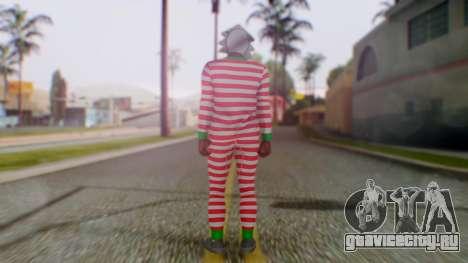 GTA Online Festive Surprise Skin 3 для GTA San Andreas третий скриншот