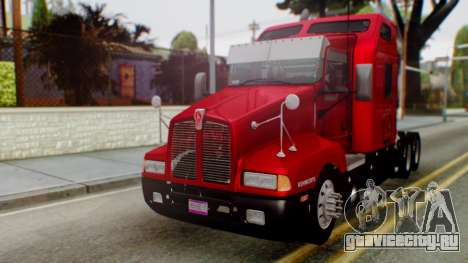 Kenworth T600 Aerocab 72 Sleeper для GTA San Andreas