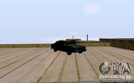 Realistic ENB v1.2.1 для GTA San Andreas второй скриншот
