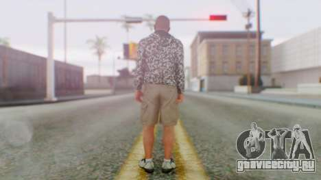 GTA 5 Michael для GTA San Andreas третий скриншот