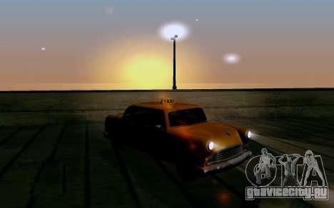Realistic ENB v1.2.1 для GTA San Andreas пятый скриншот