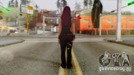 WWE Lita для GTA San Andreas третий скриншот