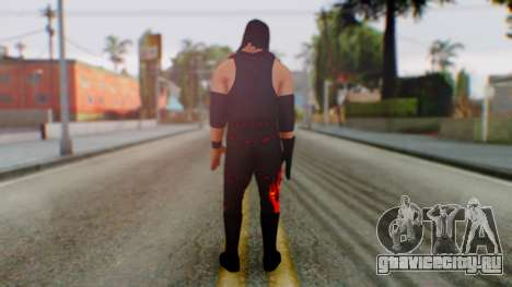 WWE Kane для GTA San Andreas третий скриншот