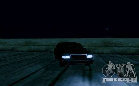 Realistic ENB v1.2.1 для GTA San Andreas четвёртый скриншот