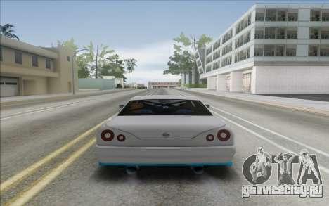 Elegy Drift King GT-1 [2.0] для GTA San Andreas вид слева