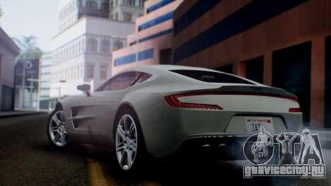 Akatsuki ORB-01 ENBSeries ReShade для GTA San Andreas пятый скриншот