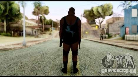 WWE Tensai для GTA San Andreas третий скриншот