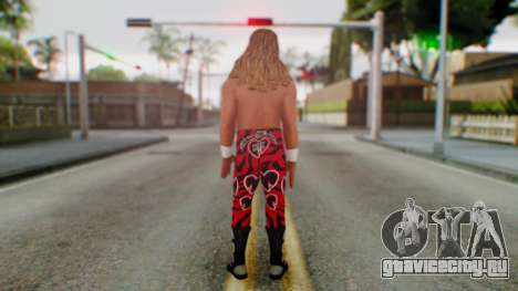 WWE HBK 1 для GTA San Andreas третий скриншот