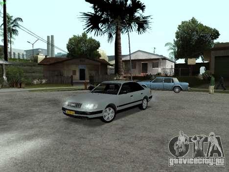 Audi 100 C4 1992 для GTA San Andreas вид сбоку