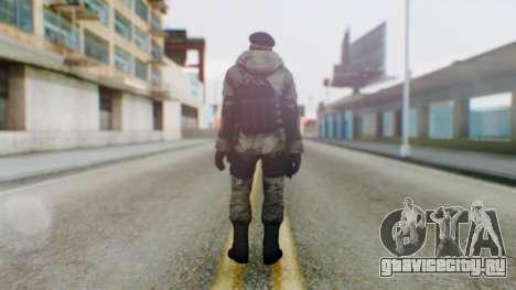 Counter Strike Online 2 Arctic для GTA San Andreas третий скриншот