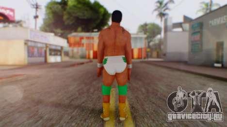 WWE Alberto для GTA San Andreas третий скриншот
