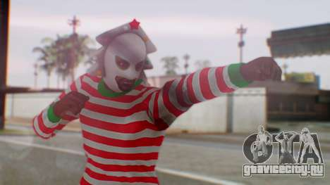 GTA Online Festive Surprise Skin 3 для GTA San Andreas