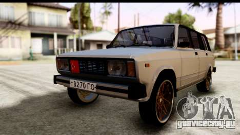 ВАЗ 2104 Turkish Edition для GTA San Andreas