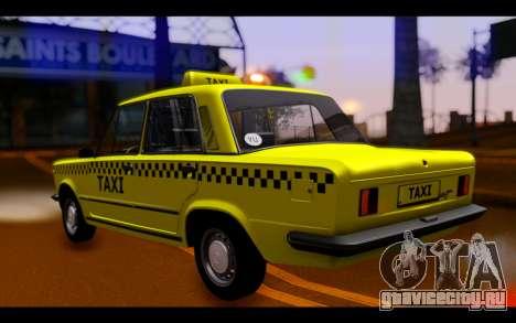 Zastava 125PZ Taxi для GTA San Andreas вид слева