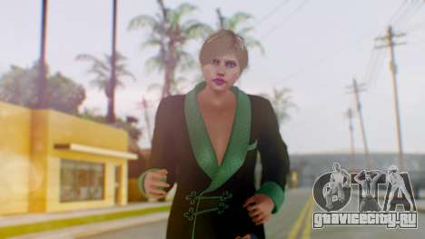 GTA Online Executives and other Criminals Skin 1 для GTA San Andreas