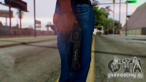GTA 5 Bodyguard Revolver для GTA San Andreas третий скриншот