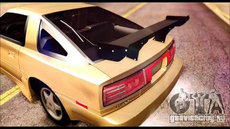 Toyota Supra MK3 Tunable для GTA San Andreas салон