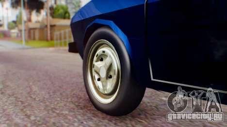 Dacia 1300 v2 для GTA San Andreas вид сзади слева
