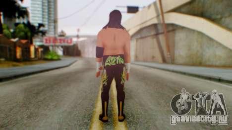 Eddie Guerrero для GTA San Andreas третий скриншот