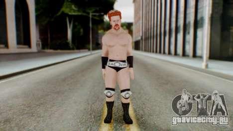 Sheamus 2 для GTA San Andreas второй скриншот