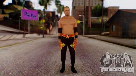 WWE Christian для GTA San Andreas второй скриншот