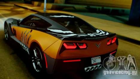 Akatsuki ORB-01 ENBSeries ReShade для GTA San Andreas двенадцатый скриншот