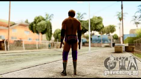 Zack Ryder 1 для GTA San Andreas третий скриншот