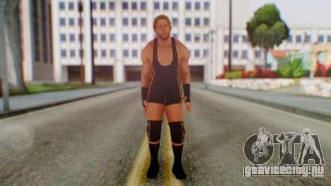WWE Jack Swagger для GTA San Andreas второй скриншот