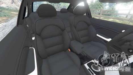 BMW M3 (E46) 2005 для GTA 5 вид справа