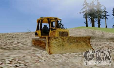 New Dozer для GTA San Andreas