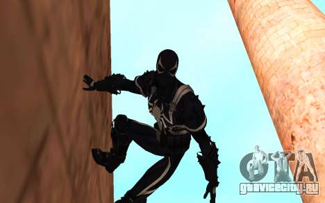 Агент Веном от Robinosuke для GTA San Andreas второй скриншот