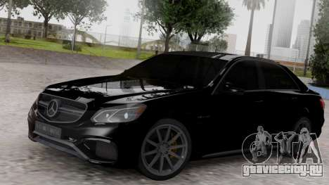 Mercedes-Benz E63 AMG PML Edition для GTA San Andreas