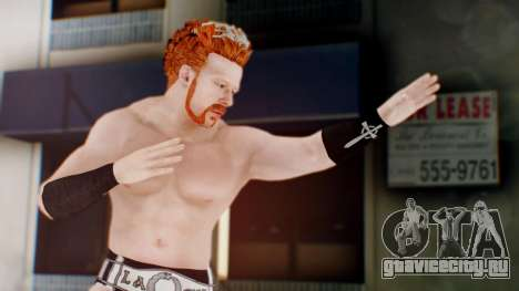 Sheamus 2 для GTA San Andreas