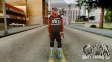 Holy Hulk Hogan для GTA San Andreas второй скриншот