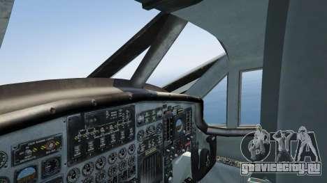 XB-70 Valkyrie для GTA 5 шестой скриншот
