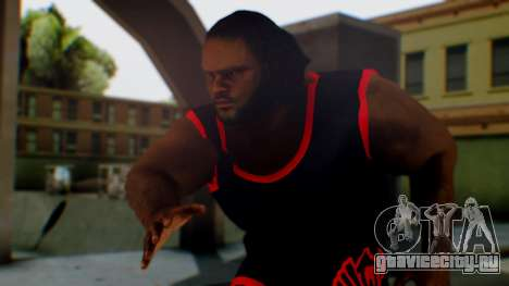 Mark He WWE для GTA San Andreas