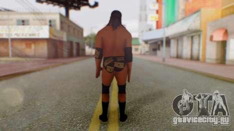 Razor Ramon для GTA San Andreas третий скриншот