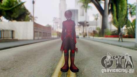 KHBBS - Vanitas Armor для GTA San Andreas второй скриншот