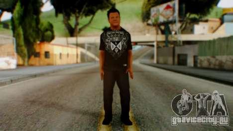WWE Jerry Lawler для GTA San Andreas второй скриншот