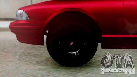 GTA 5 Vapid Stanier II для GTA San Andreas вид сзади слева