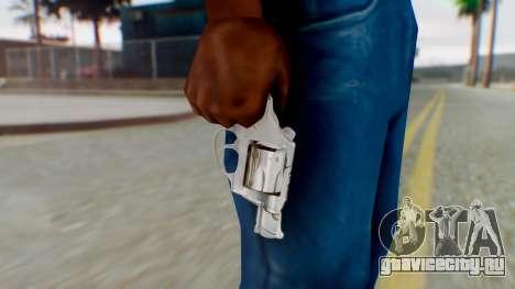 Charter Arms Undercover Revolver для GTA San Andreas третий скриншот